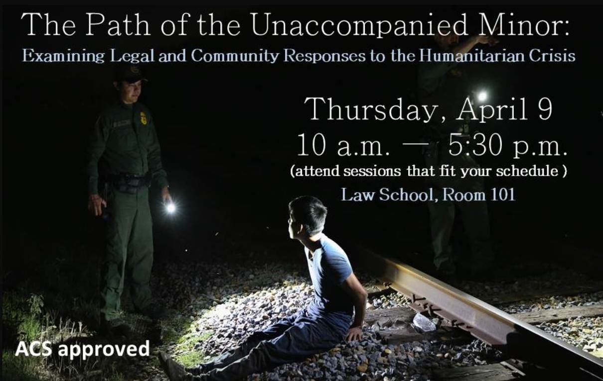 The Path of the Unaccompanied Minor