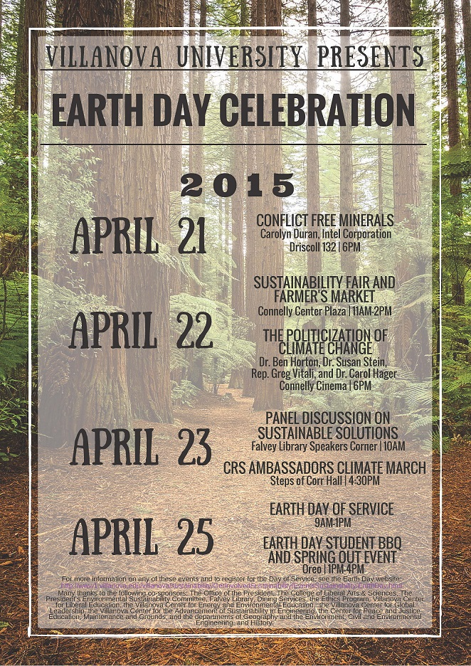 Earth Day Celebration 2015