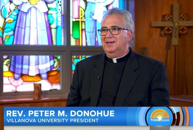 The Rev. Peter M. Donohue, OSA, PhD