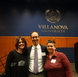 "Villanova University's Department of Education and Counseling  Honors Local Teachers with ""Teacher of Courage and Conscience"" Award"