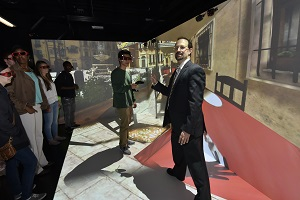 Villanova University to Display Cutting-Edge Virtual Reality Technology at Franklin Institute Showcase