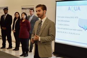Villanova Students Participate in 24-Hour Think Tank Competition