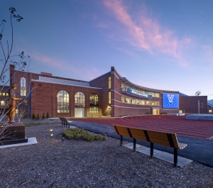 Villanova Athletics' Andy Talley Center Certified LEED Silver