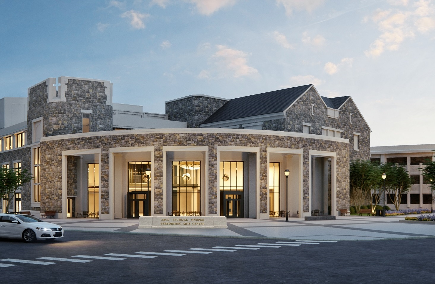 Villanova University to Break Ground on New Performing Arts Center