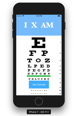 Good Eye: New mobile app designed by Villanova seniors may bring eye care to those in underserved areas