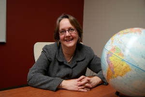 Dr. Ruth McDermott-Levy selected for Fulbright Award