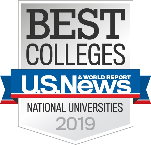 2019 Us News And World Report Best Colleges Rankings Villanova University Ranked Among the Nation's Top 50 Best