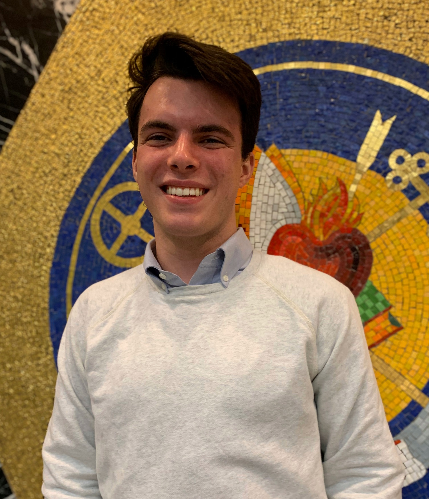 Villanova University student Ryan Weicht has received a place at a Fulbright Summer Institute