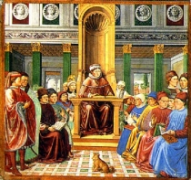 Augustine the teacher