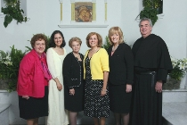 Four distinguished alumnae honored by College of Nursing