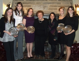 Nursing Students Honored with Prestigious Who's Who Membership