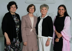 Distinguished Nurses Honored by College