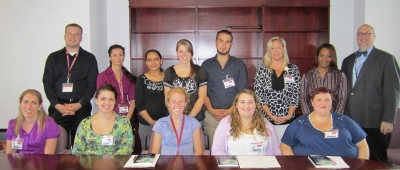 Nursing students embark on summer externship in psychiatric-mental health nursing