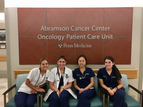 An insider's view of oncology nursing through the Flynn