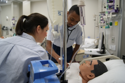 Critical care lab