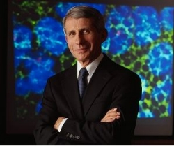 Photo of Anthony S. Fauci, MD
