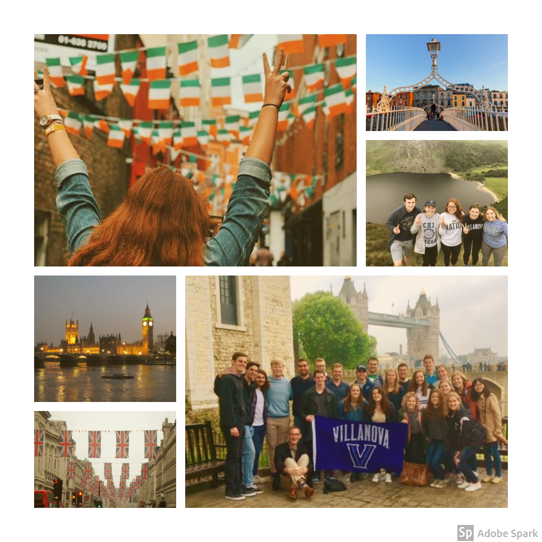 Villanova Learning Communities Abroad