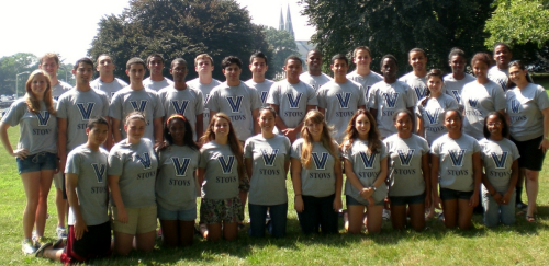 St. Thomas of Villanova Scholars