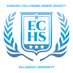 Edward Collymore Honor Society logo