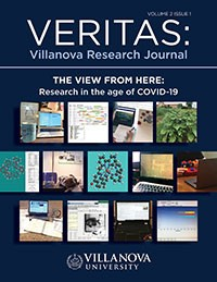 Veritas: Villanova Research Journal Volume II cover image