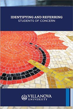 Students of Concern (Concerns And REview Committee) booklet