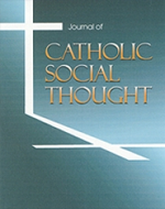 image of Journal for Catholic Social Thought