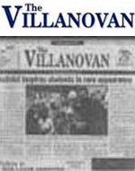 image of the Villanovan newspaper