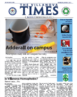 image of the Villanova Times