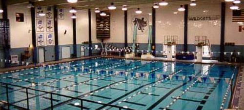 Villanova Pavillion pool