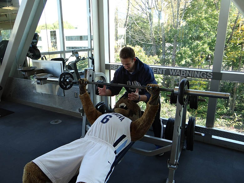 Villanova Recreation Fitness Center Attendant