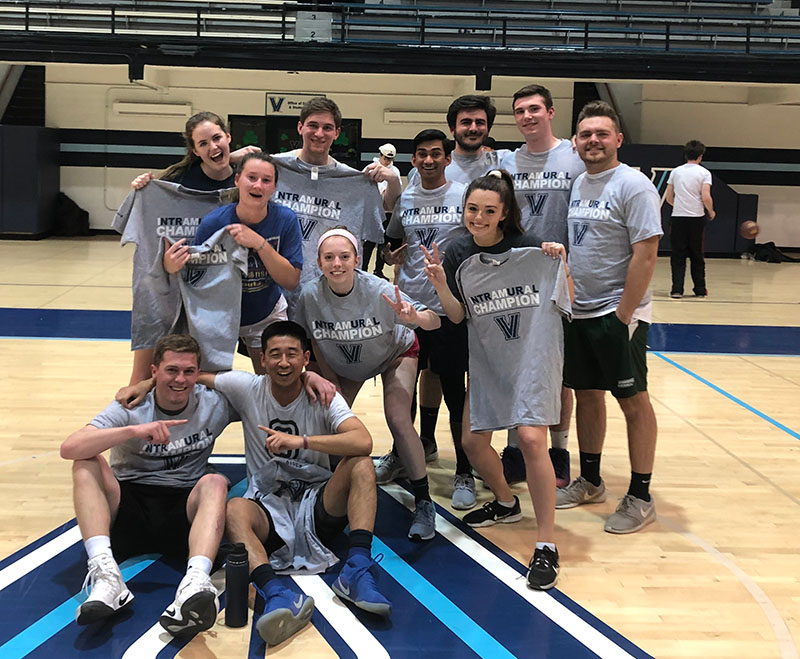 Coed B Champs - Burger King