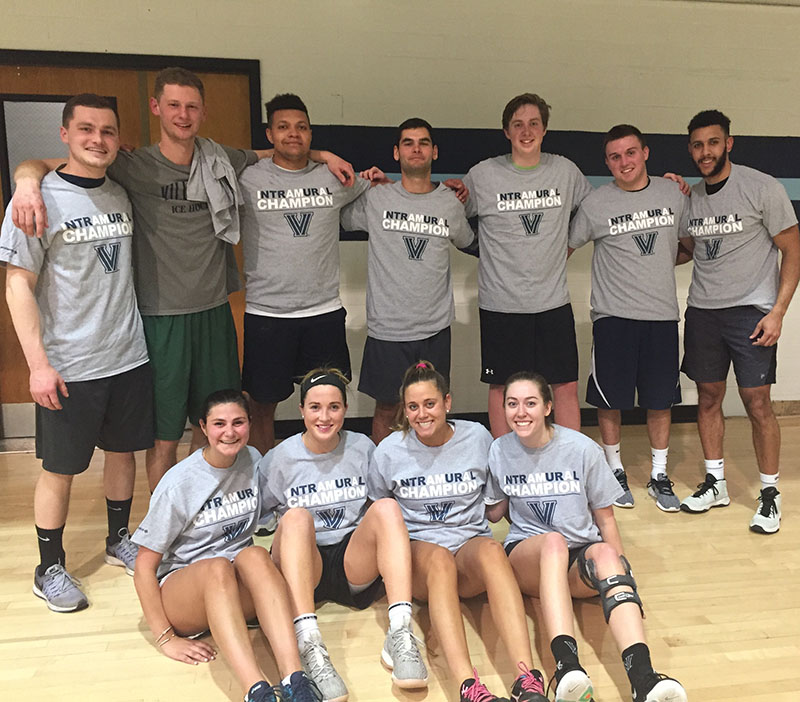 Coed A Champs - Feed the Foos