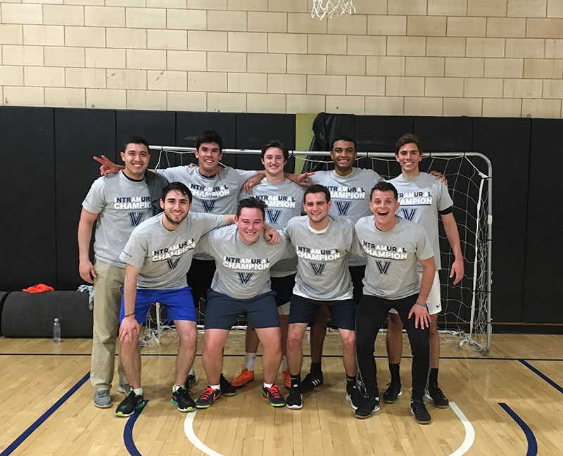 Men's Champs - Los Panqueques