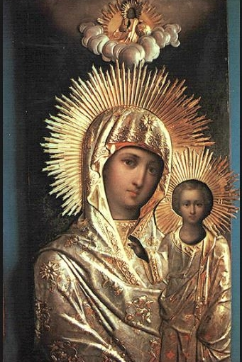 The Miraculous Icon of Our Lady of Sitka