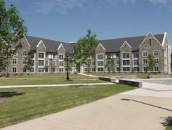 Exterior - West Campus Apartments