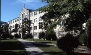 Sheehan Hall - Exterior