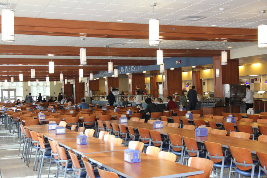 Dougherty Dining Hall