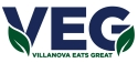 VEG Logo - Villanova Eats Great