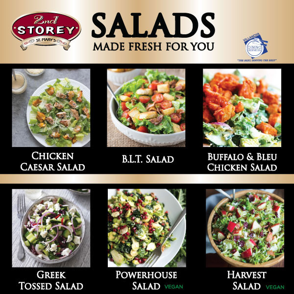 Made To Order Salads
