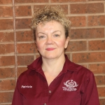 Patricia Basto - Donahue Manager Photo