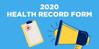 Health Record Form