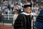 "The Rev. Walter ""Wally"" Kasuboski, OFM CAP at Commencement"
