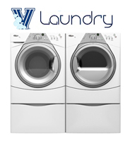 Reserve your Washer and Dryer