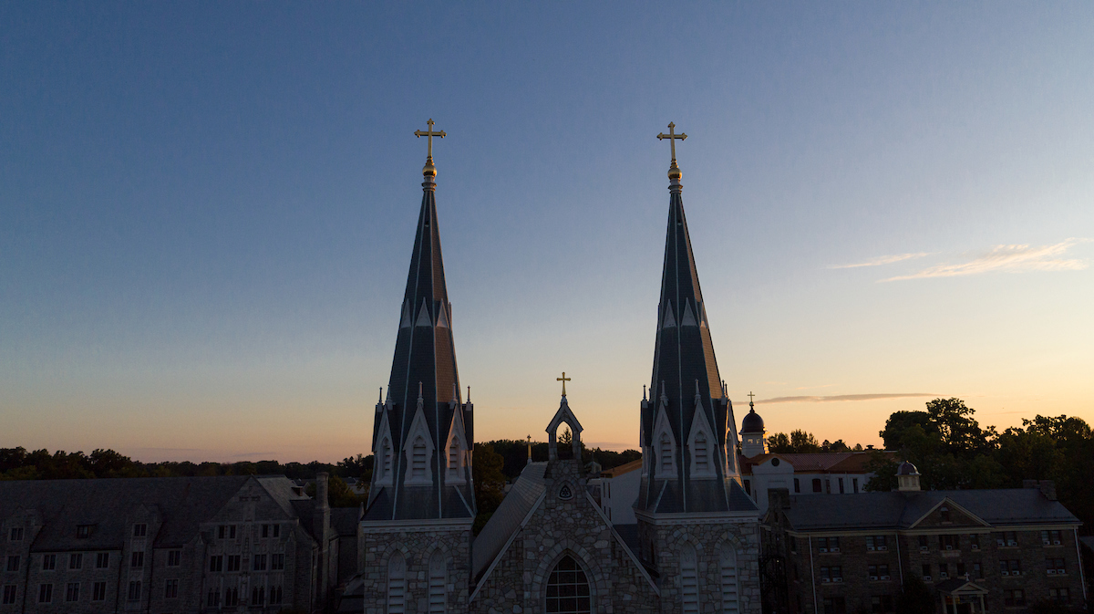 For the Greater Great: The Villanova Campaign to Ignite Change - click to learn more