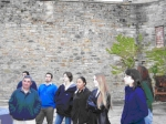 History of Nineteenth Century Reform class visited Eastern State Penitentiary (ESP)
