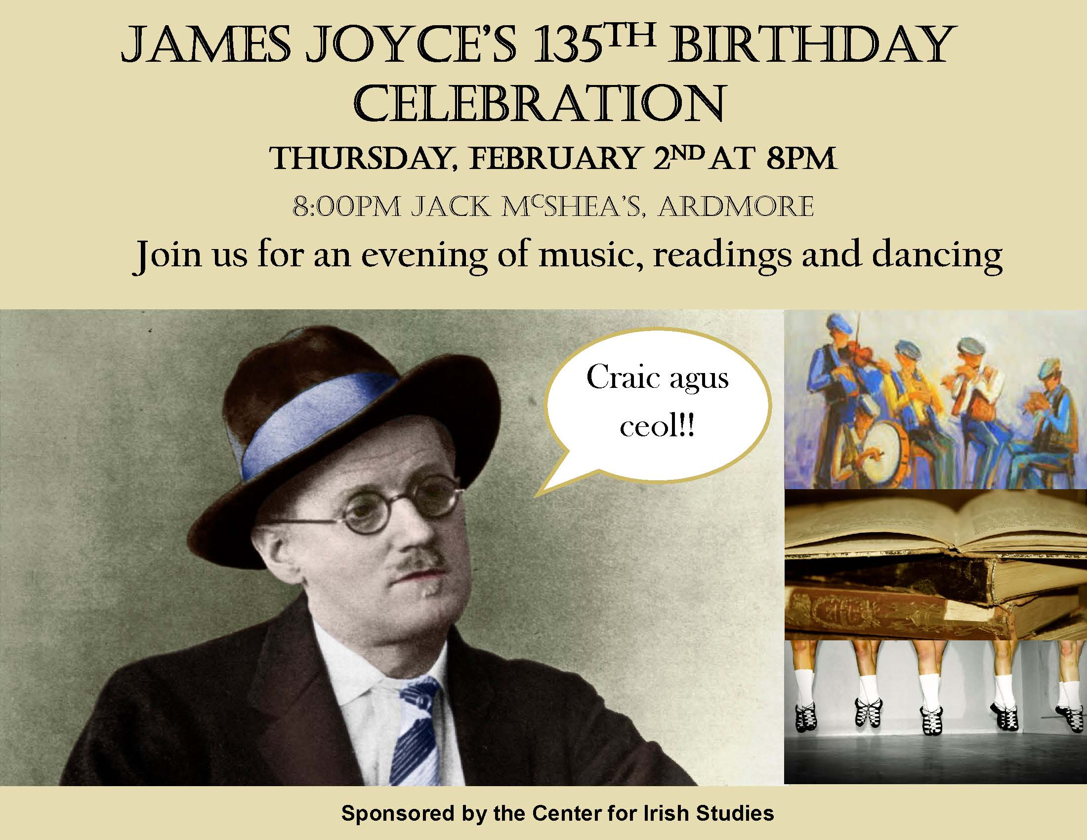 james joyce part II
