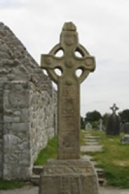 image of celtic cross