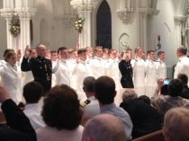 Navy Commissioning