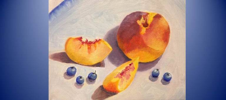 Fruit Study by Shelby Wallace