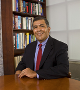 Dr. Alfonso Ortega, the Associate Dean for Graduate Studies and Research and the James R. Birle Professor of Energy Technology